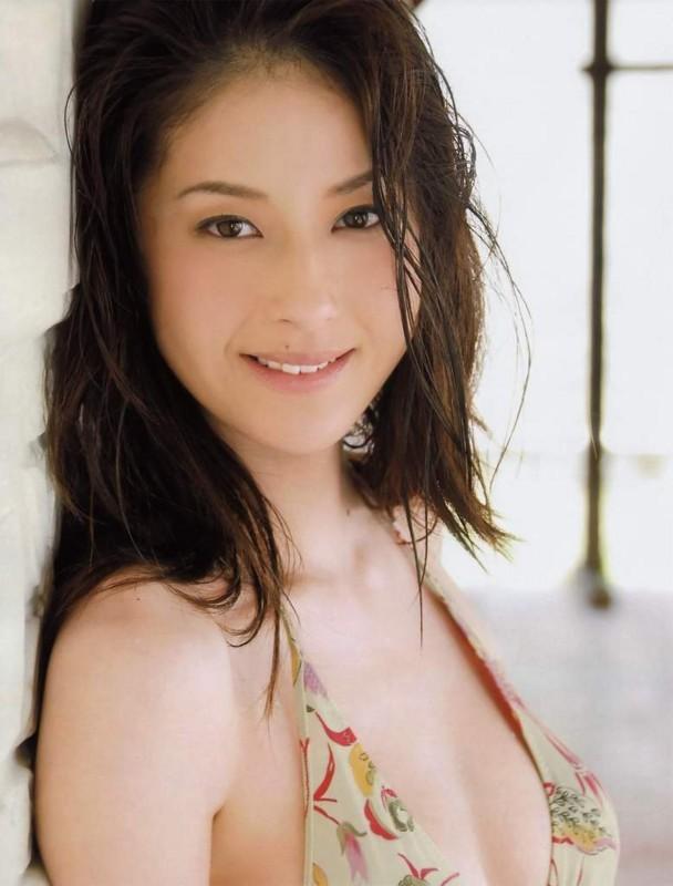 笑顔がかわいい松本若菜