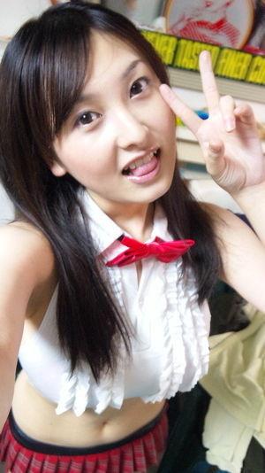 中川朋美さんのグラビア