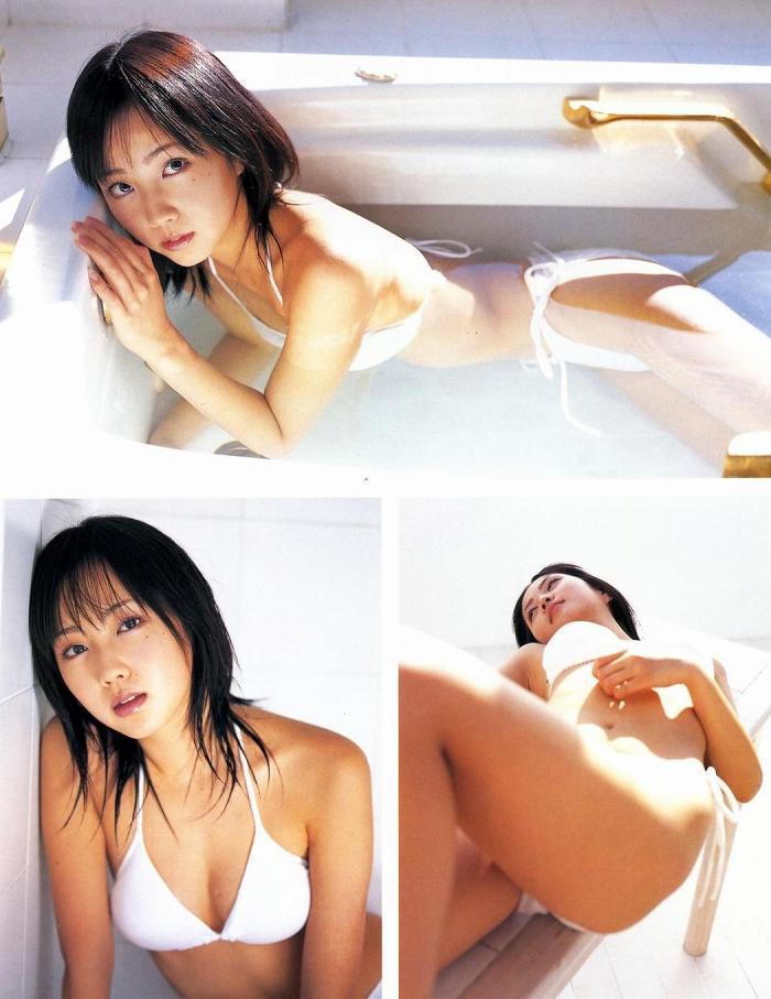 お風呂に入っている木南晴夏